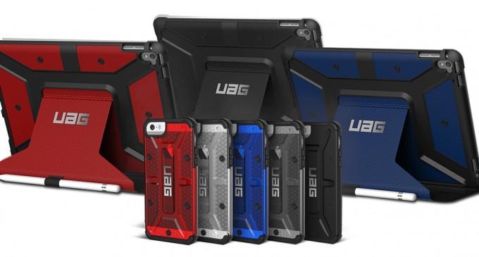 "Case ""ngầu"" UAG cho iPhone SE và iPad Pro 9.7 inch"