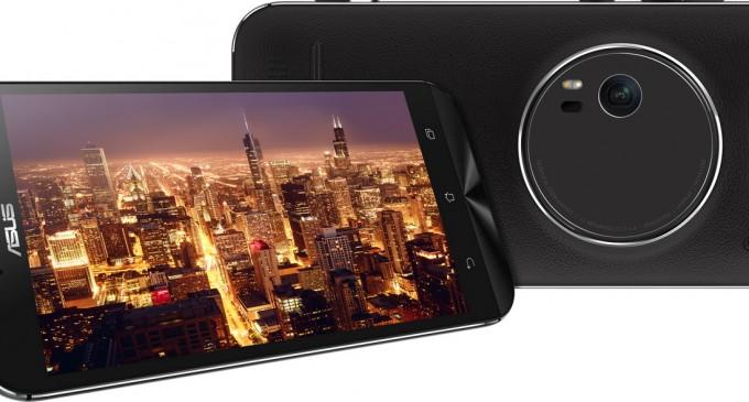Asus ZenFone Zoom với ống kính zoom quang học 3x mỏng nhất thế giới có mặt tại Việt Nam