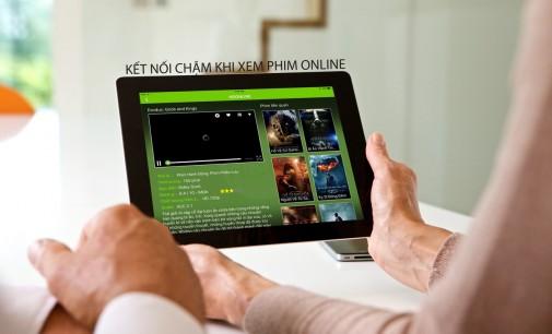 Giải pháp Wi-Fi giải trí HD cho gia đình trị chứng giật lag