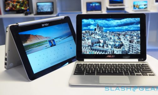 VIDEO: ASUS Chromebook Flip