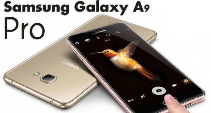 Samsung Galaxy A9 Pro phiên bản 2016 màn hình 6 inch chính thức ra mắt tại Việt Nam