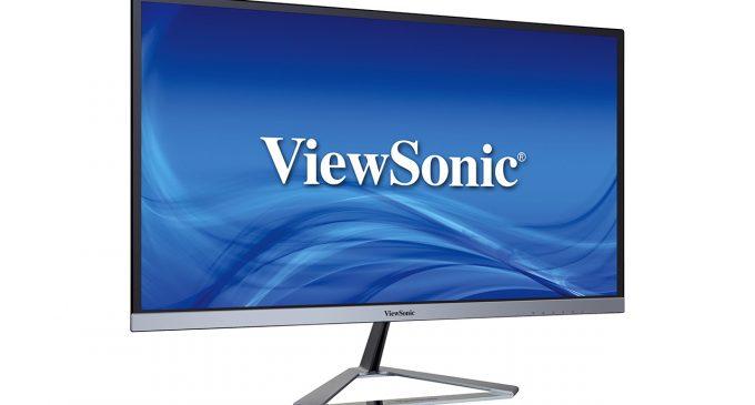 ViewSonic ra mắt màn hình VX2776-smhd với thiết kế ấn tượng