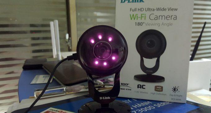 CÀI ĐẶT D-Link Wi-Fi Camera DCS-2630L