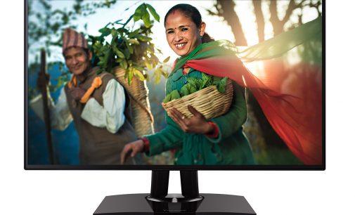 Màn hình ViewSonic chuyên nghiệp 24 inch có khả năng căn chỉnh màu phần cứng