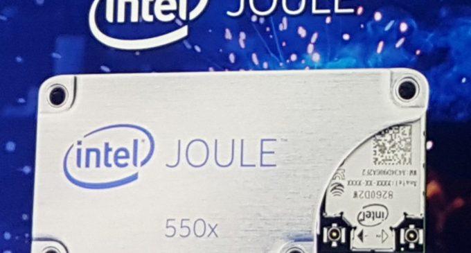 Nền tảng mới Intel Joule đóng gói SOM cho IoT