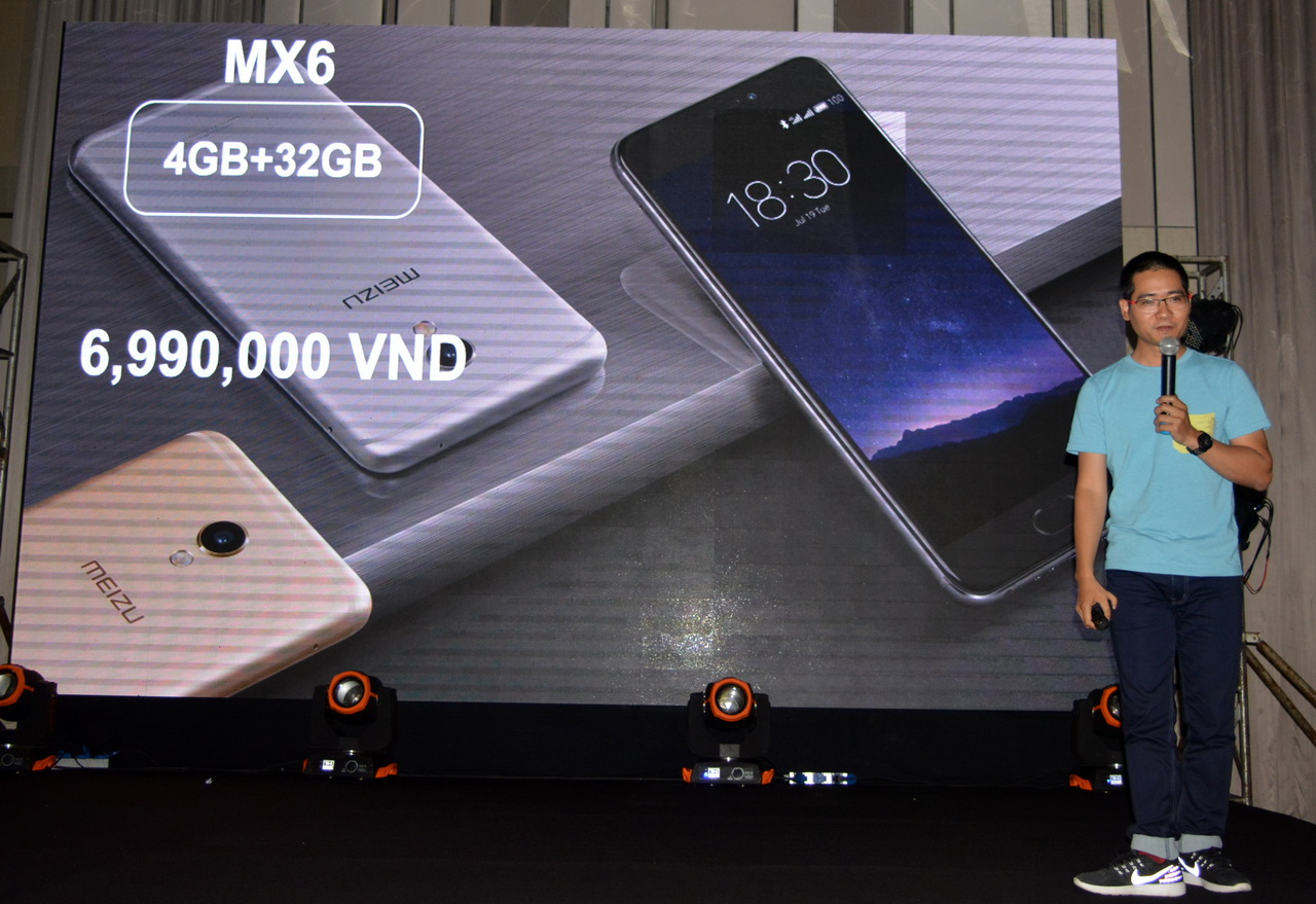 Smartphone Meizu Mx6 Ra Mt Th Trng Vit Nam Gi 6990000 Ng 32gb Ram 4gb Gold Mediaonline Magazine