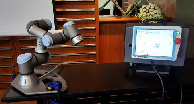 Universal Robots mang các giải pháp tự động hóa đa năng và tiện dụng tới các doanh nghiệp Viêt Nam