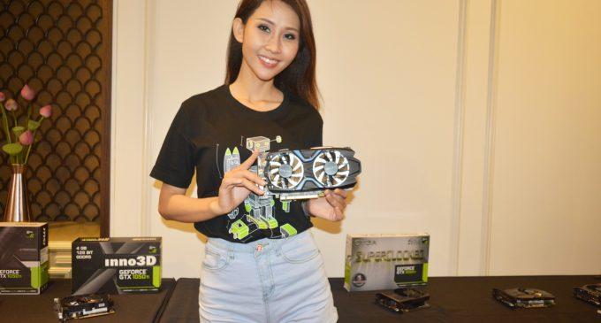 Nhiều thương hiệu card đồ họa sử dụng bộ đôi GPU gaming mới GeForce GTX 1050 và GTX 1050 Ti của NVIDIA