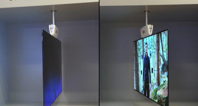 TV LG, từ 2 hình ảnh trên cùng màn hình tới 2 màn hình trên một TV