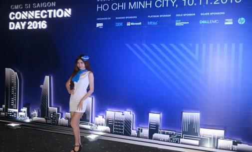 Ngày kết nối CMC SI Saigon Connection Day 2016 với chủ đề chuyển đổi số
