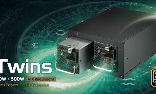 FSP ra mắt bộ nguồn máy tính Twins series mới