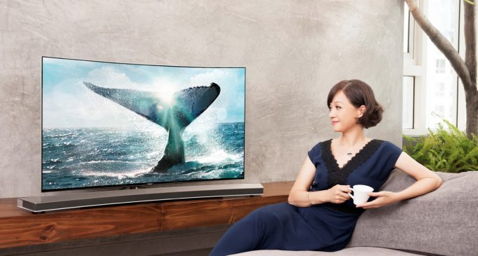 TV Samsung nhận được nhiều giải thưởng về chất lượng hình ảnh, tính năng thông minh tại châu Âu và Mỹ