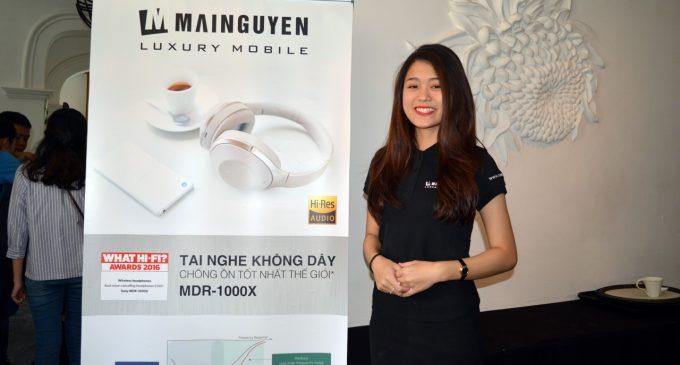 Trải nghiệm bộ thiết bị âm thanh Sony Hi-Res Audio Signature Series cùng Mai Nguyên tại TP.HCM