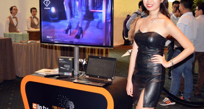 Dịch vụ truyền hình Internet Clip TV chính thức ra mắt ở Việt Nam
