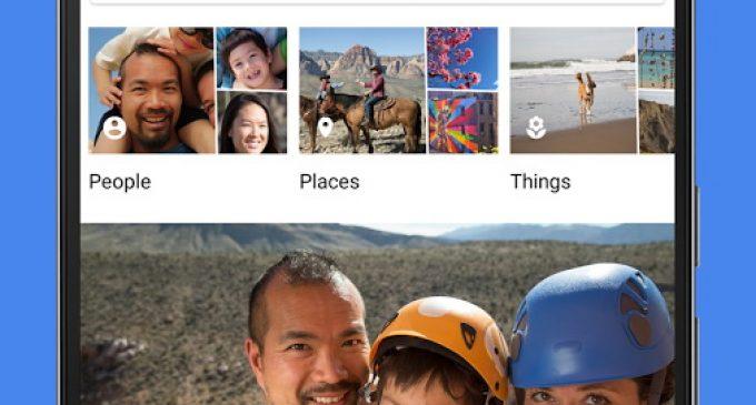 Tận dụng 'Google photo' cho phone có bộ nhớ nhỏ