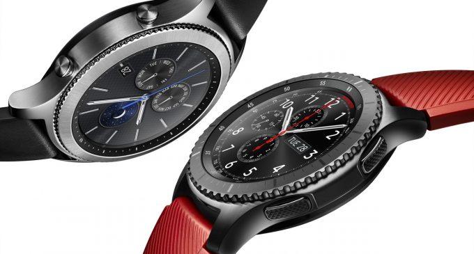 Đồng hồ thông minh Samsung Gear S3 đạt lượng bán kỷ lục tại Việt Nam