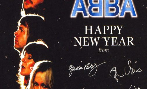 Happy New Year cùng ABBA