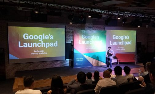 Hội thảo Google's Launchpad Vietnam 2017