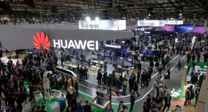 Huawei tham gia Triển lãm công nghệ CeBIT 2017 với 100 đối tác để cùng thúc đẩy chuyển đổi kỹ thuật số