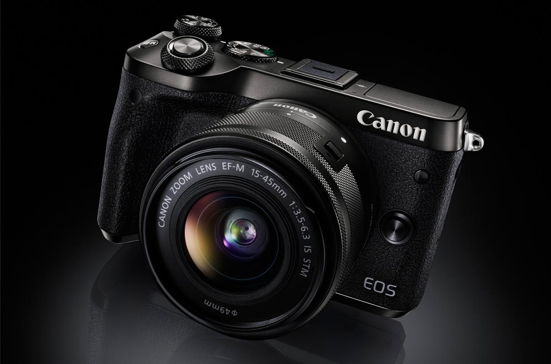 Hãng Canon trong tháng 2-2017 đã công bố máy ảnh EOS M6, phiên bản mới nhất trong dòng máy ảnh không gương lật (mirrorless) của hãng, được thiết kế với độ ...