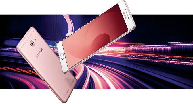 Smartphone Samsung Galaxy C9 Pro màn hình 6 inch RAM 6GB bắt đầu bán ở Việt Nam