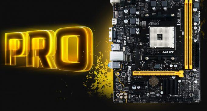 Hãng Biostar giới thiệu motherboard AMD AM4 A320 PRO Series thế hệ thứ 2