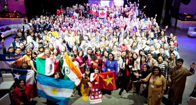 Các cô giáo Việt Nam ghi dấu ấn tại Diễn đàn Giáo dục Toàn cầu Microsoft 2017