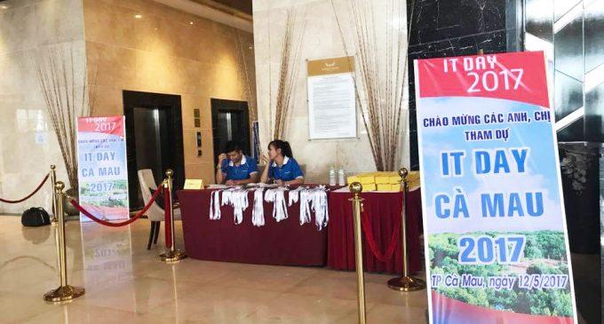 Ngày IT Day 2017 tại Cà Mau: tìm hướng đi mới cho IT truyền thống