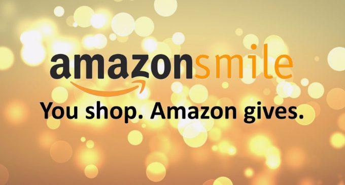 Làm từ thiện khi mua hàng trên AmazonSmile