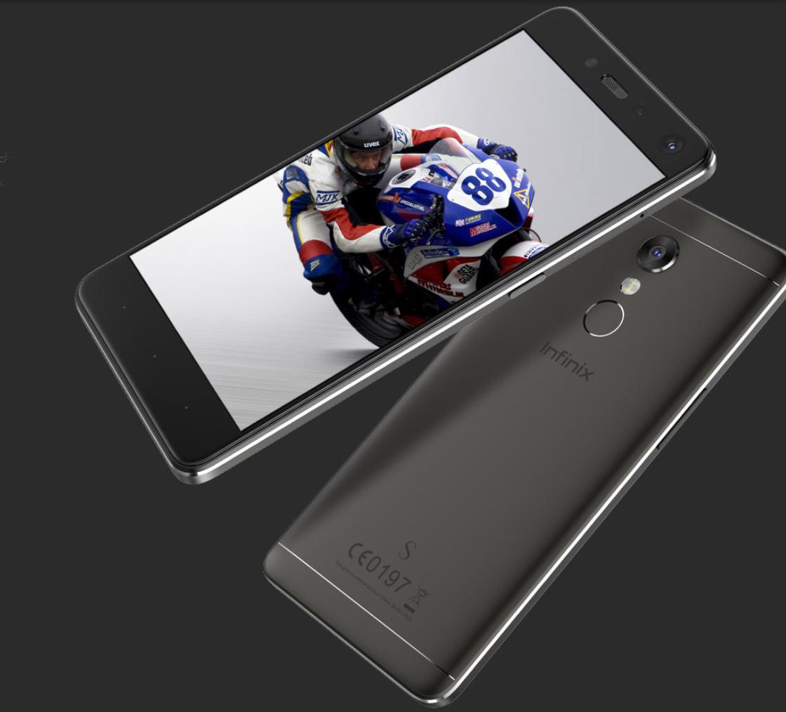 Infinix Ra Mat Smartphone Infinix S2 Dual Camera Selfie