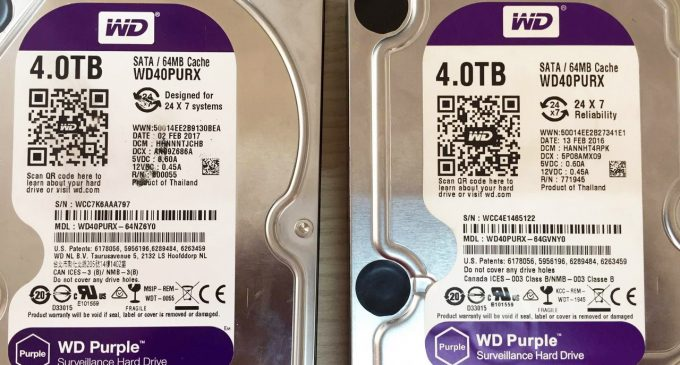 Ổ đĩa cứng Western Digital bị làm giả quá siêu….