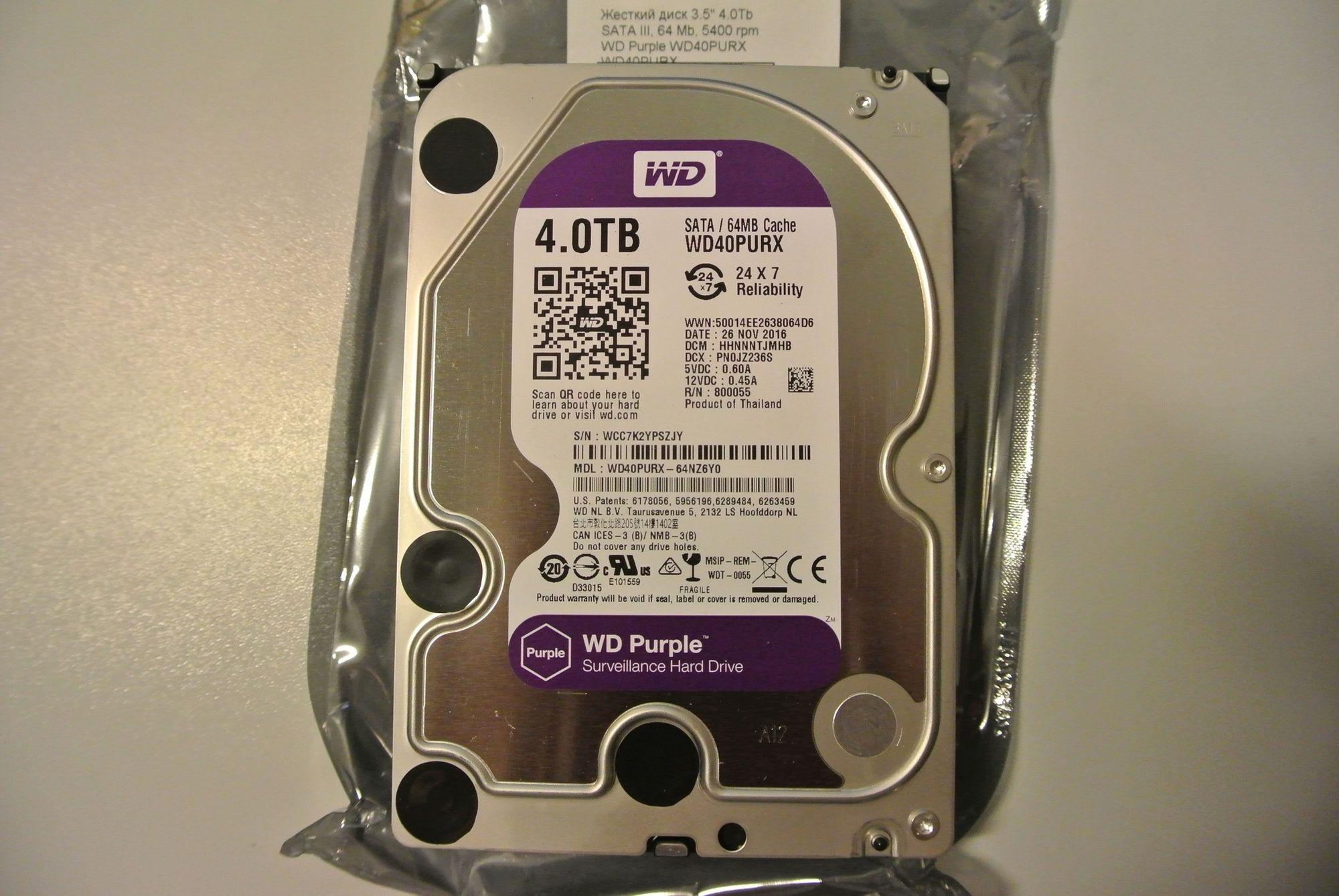 Ổ đĩa cứng Western Digital bị làm giả quá siêu
