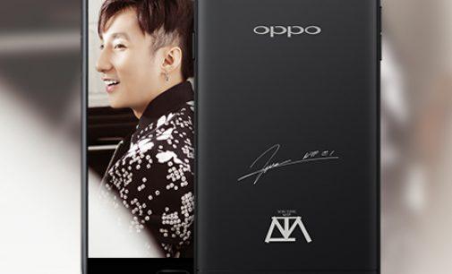 Smartphone OPPO F3 phiên bản giới hạn Sơn Tùng M-TP