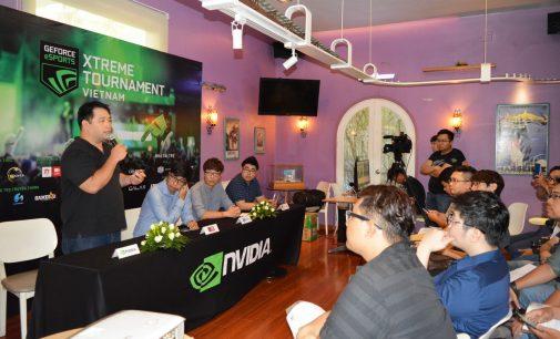 NVIDIA công bố giải đấu GeForce eSports Xtreme Tournament mùa 2 khu vực Đông Nam Á