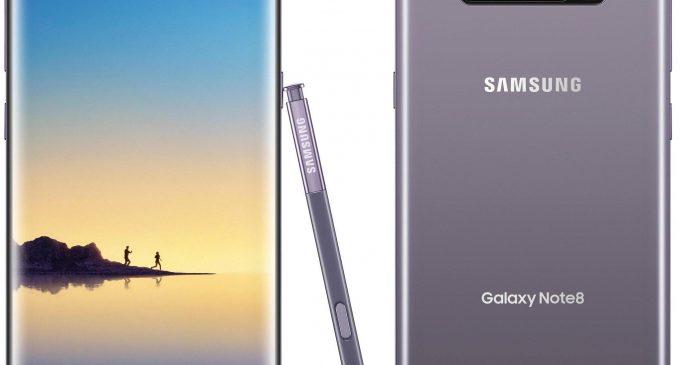Nhìn lại dòng Samsung Galaxy Note nhân Note8 ra đời