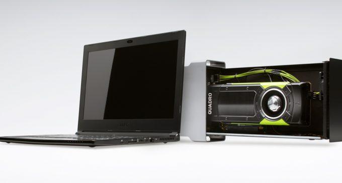 GPU gắn ngoài của NVIDIA cung cấp sức mạnh sáng tạo cho hàng triệu họa sĩ và nhà thiết kế