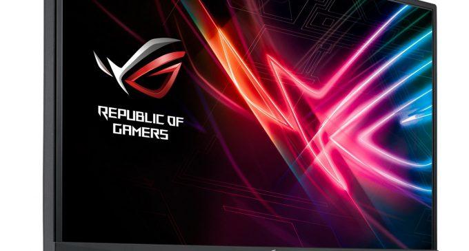 Màn hình chơi game ASUS ROG Strix XG27VQ với tốc độ quét 144Hz