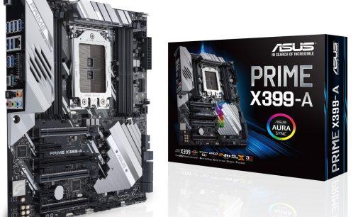 Hai dòng bo mạch chủ ROG X399 và Prime X399 cho AMD Ryzen Threadripper của ASUS