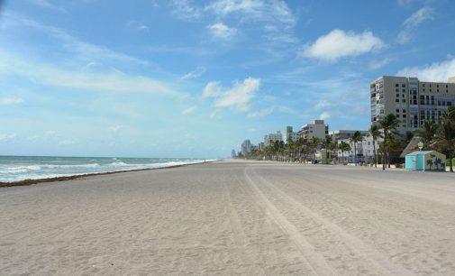 Miami trước giờ H khi mụ phù thủy Irma lao tới…