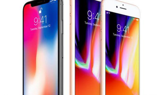 Apple ra mắt iPhone 8, iPhone 8 Plus, iPhone X, Apple Watch series 3, và Apple TV 4K