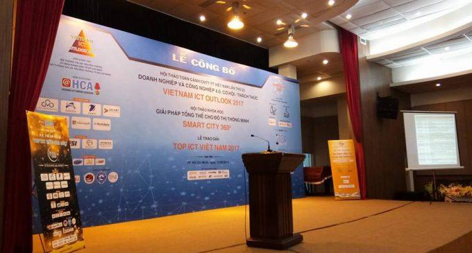 Hội Tin học TP.HCM (HCA) công bố chuỗi sự kiện ICT Việt Nam 2017