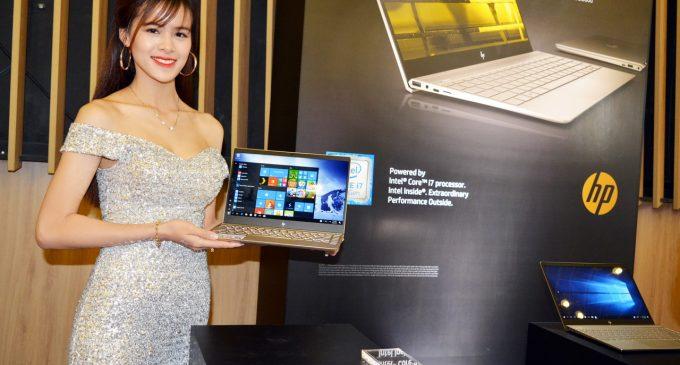 HP ra mắt dòng laptop ENVY 13 (2017) nhỏ gọn mà mạnh mẽ tại Việt Nam