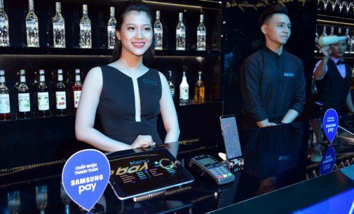 Samsung Pay chính thức được ứng dụng ở Việt Nam