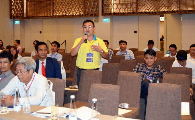 Hội thảo toàn cảnh CNTT-TT Việt Nam VIO 2017: doanh nghiệp với Công nghiệp 4.0