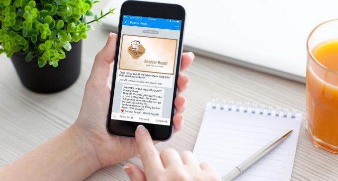 Tài khoản Zalo có thể thay thế cho nhiều thẻ khách hàng thân thiết