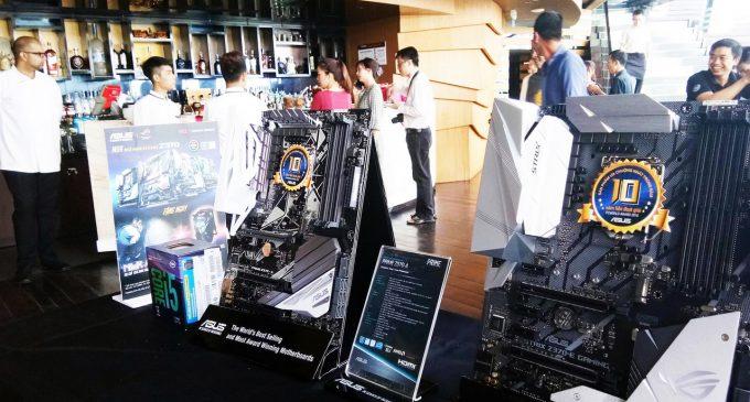 Asus Việt Nam ra mắt dòng motherboard Z370 cho thế hệ CPU Intel Core Gen 8 Coffee Lake