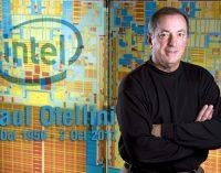 Như một lời chia tay Otellini Intel