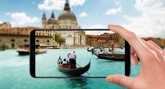 OPPO Việt Nam ra mắt OPPO A83 màn hình tràn viền và selfie AI