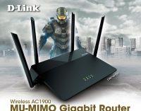 D-Link DIR-878 vừa là AC1900, vừa hỗ trợ MU-MIMO