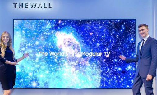 Samsung giới thiệu TV 146 inch công nghệ MicroLED màn hình rời đầu tiên trên thế giới